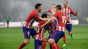 Atlético de Madrid Campeón