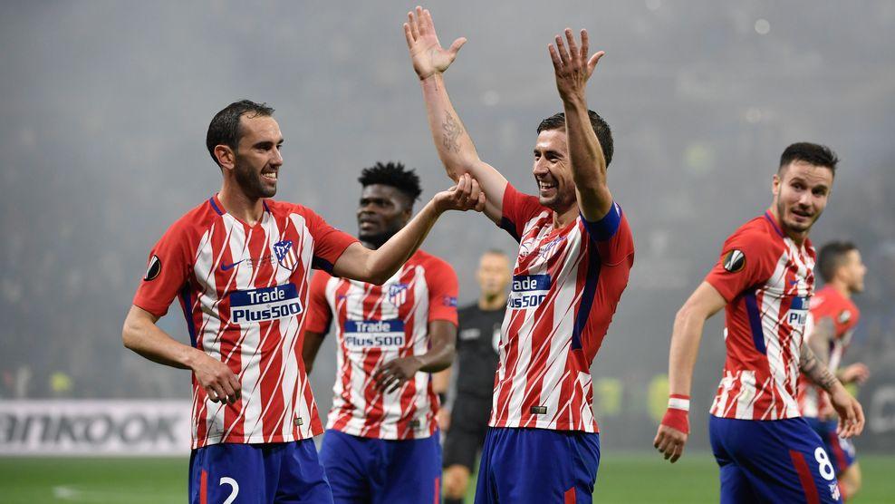 Gabi marca el tercero del Atlético