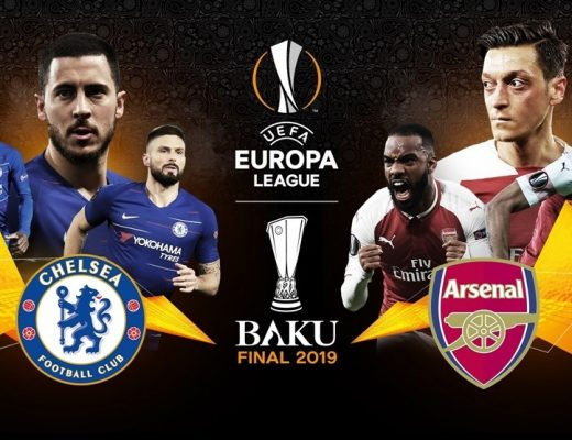 Chelsea vs Arsenal - Final UEL