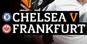 Chelsea vs Frankfurt Semifinal UEL
