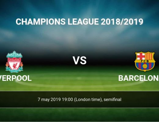 Liverpool vs Barcelona - Semifinal UCL 2019