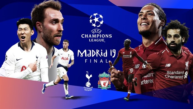 Liverpool vs Tottenham -Final UCL