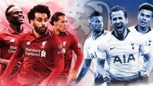Liverpool vs Tottenham UCL Final