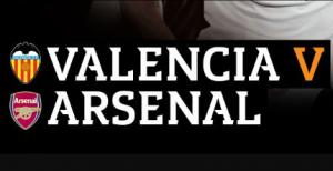 Valencia vs Arsenal Semifinal UEL
