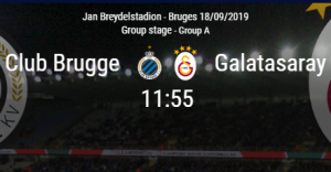 Brujas vs Galatasaray