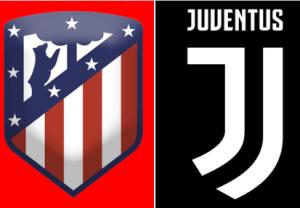 Atlético de Madrid vs Juventus