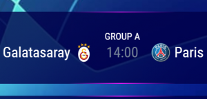 Galatasaray vs PSG