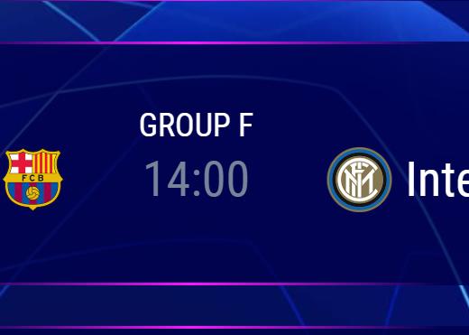 Barcelona vs Inter de Milán