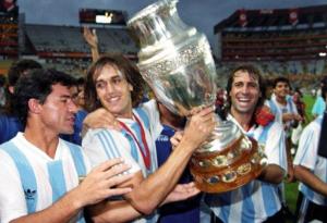 Argentina Campeón de la Copa América 1993